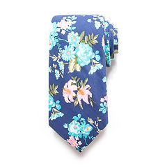 Men's Croft & Barrow® Floral Tie