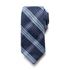 Men's Croft & Barrow® Perley Plaid Tie