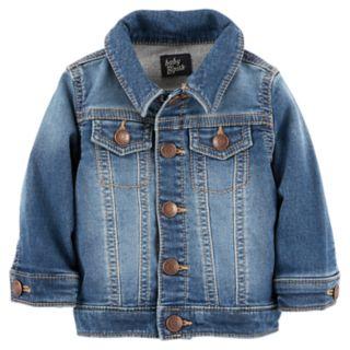 Baby Girl OshKosh B'gosh® Denim-Like Jacket