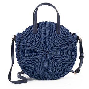 LC Lauren Conrad Cookie Crossbody Bag