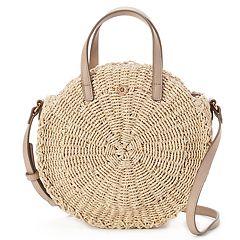 9fdf97008f5786 LC Lauren Conrad Cookie Crossbody Bag