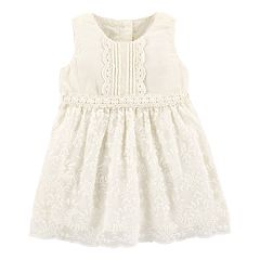Baby Girl OshKosh B'gosh® Lace Dress