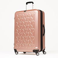 FUL Hearts Hardside Spinner Luggage