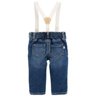 Baby OshKosh B'gosh® Suspender Jeans