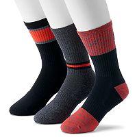 Men's Under Armour 3-pack Phenom 2.0 Twisted Crew Socks