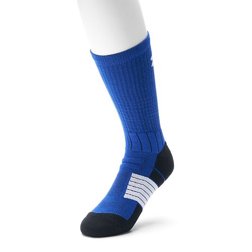 dc571d8de Men's Under Armour 1-pack Unrivaled Crew Socks