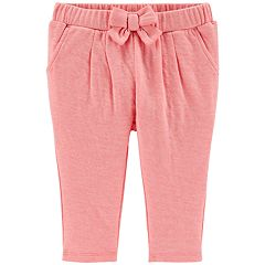 Baby Girl OshKosh B'gosh® Bow Pleated Pants
