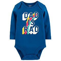 Baby Girl Carter's 'Dad Is Rad' Bodysuit