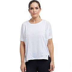 Women's Marika Infusion Mesh Short Sleeve Tee