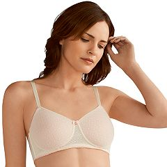 Amoena Jade Seamless Lace Wire Free T-Shirt Mastectomy Bra 44357