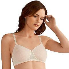 Amoena Jade Seamless Lace Wire Free T-Shirt Mastectomy Bra 44357