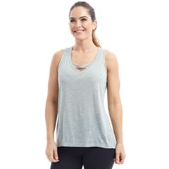 Women's Marika Cheryl Split Back Tank
