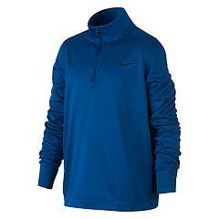 Boys 8-20 Nike Therma Half-Zip Golf Top