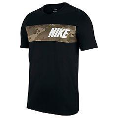 Men's Nike Camouflage Logo Tee