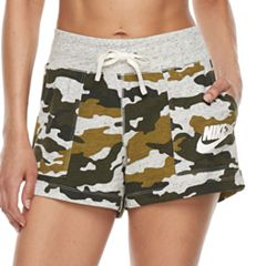 Women's Nike Sportswear Vintage Camo Shorts