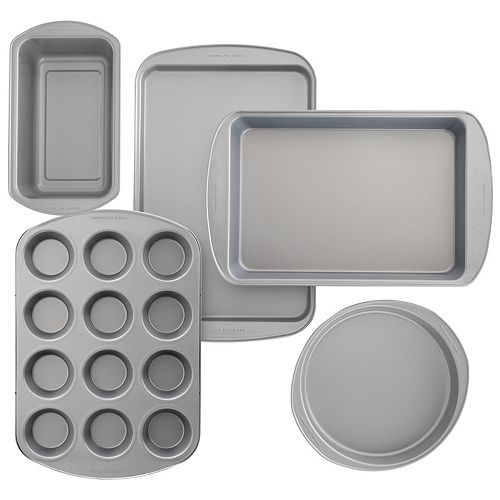 Food Network™ 5-pc. Nonstick Essential Bakeware Set