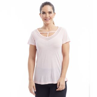Women's Balance Collection Abby Strappy V-Neck Tee