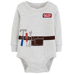 Baby Boy Carter's Handyman Bodysuit