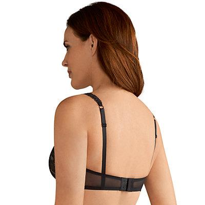 1ffe92e11e Amoena Molly Lace Wire Free Triangle Mastectomy Bra 44362