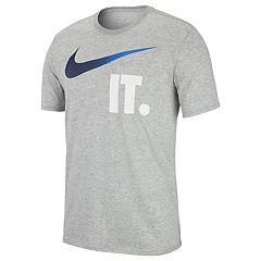 Men's Nike Check It Dry Tee