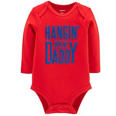 Baby Boy Carter's Hangin' With My Daddy Bodysuit