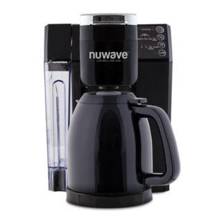 NuWave Bruhub 40-oz. Coffee Maker As Seen on TV