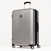 FUL Curve Geo Expandable Hardside Spinner Luggage