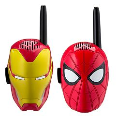 Marvel Avengers Infinity Mid-Range Walkie Talkie Set by Kid Designs