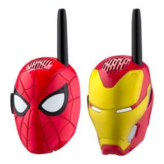 Marvel Avengers Infinity Mid-Range Walkie Talkie Set by Kid Designs