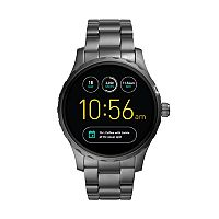Fossil Q Explorist Gen 2 Men's Stainless Steel Smart Watch - FTW2108