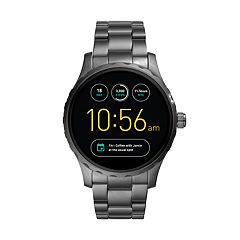 Fossil Q Explorist Gen 2 Men's Stainless Steel Smart Watch - FTW2108