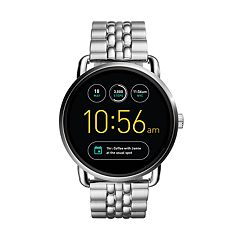 Fossil Q Wander Gen 2 Stainless Steel Smart Watch - FTW2111