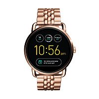 Fossil Q Wander Gen 2 Women's Stainless Steel Smart Watch - FTW2112