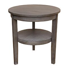 SONOMA Goods for Life™ Canton Round End Table