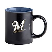 Boelter Milwaukee Brewers Matte Coffee Mug