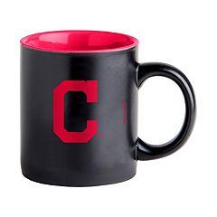 Boelter Cleveland Indians Matte Coffee Mug