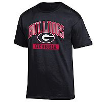 Men's Champion Georgia Bulldogs Team Tee