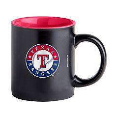 Boelter Texas Rangers Matte Coffee Mug