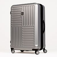 FUL Urban Grid Expandable Harside Spinner Luggage