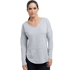Women's Balance Collection Leigh Strappy Long Sleeve Top