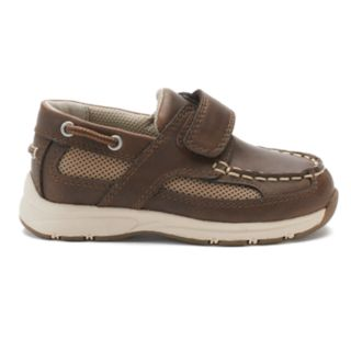 Jumping Beans® Toddler Boys' Traditional Boat Shoes