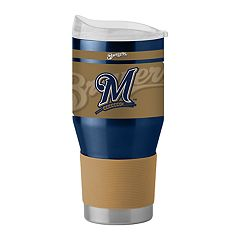 Boelter Milwaukee Brewers 24-Ounce Ultra Stainless Steel Tumbler