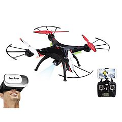 Swift Stream Z-9VR Wi-Fi Camera Drone & Virtual Reality Goggles Set