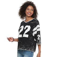 Juniors' Vanilla Star '22' Football Jersey