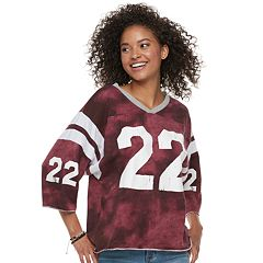 Juniors' Vanilla Star '22' Football Jersey