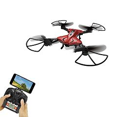 Polaroid PL2800 WiFi Camera Foldable Drone