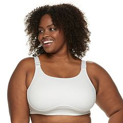 Plus Size Tek Gear® Wireless Low-Impact Sports Bra
