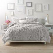 LC Lauren Conrad Origami Comforter Set