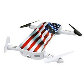 Swift Stream Z-12 WiFi Camera Customizable  Foldable Drone