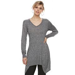 Women's Apt. 9® Shark-Bite Tunic